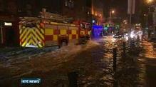Nine News: Dublin City Council declares major emergency