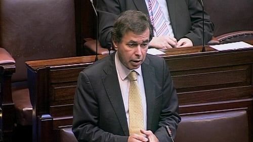 Alan Shatter said discussions in relation to the contracts are ongoing