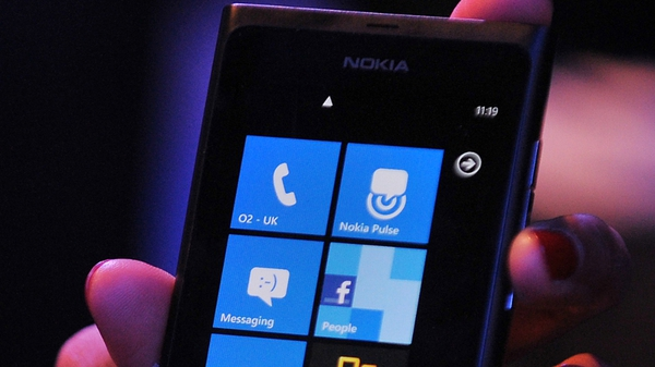 Windows Phone makes up one in 10 smartphone sales in Europe