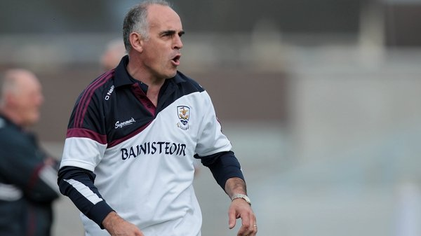 Anthony Cunningham - The new Galway gaffer is looking to the Under-21 side to lead the Tribesmen to success