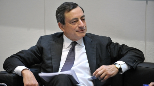 Investors are betting ECB president Mario Draghi may have to take radical measures to prevent deflation