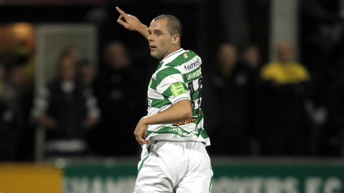 Chris Turner departs Shamrock Rovers after almost three seasons with the club