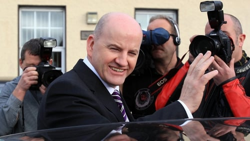 Seán Gallagher contested he 2011 Presidential Election