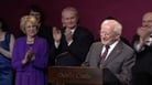 RTÉ.ie Extra Video: Michael D Higgins' Dublin Castle speech