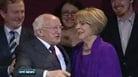Nine News: Higgins elected to succeed McAleese in Áras