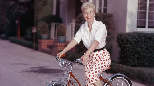 """Doris Day in her screen prime - """"I've always said that age is just a number and I have never paid much attention to birthdays"""""""