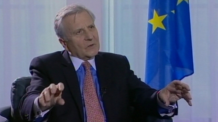 Reaction to Trichet letter