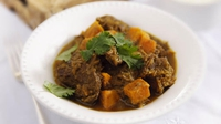 Lamb and Sweet Potato Curry - A warming meal, perfect to make a big batch for a crowd