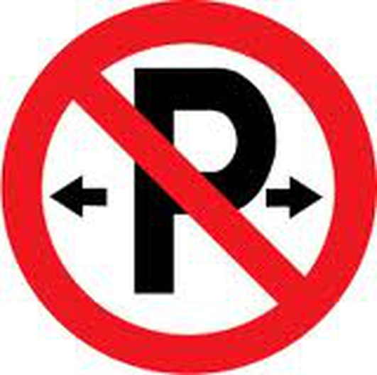 Parking restrictions