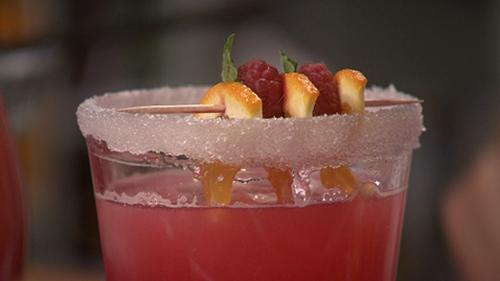 Catherine Fulvio's Pink Lemonade