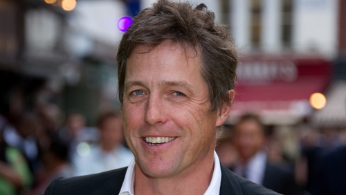 51-year-old actor Hugh Grant becomes a father for first time