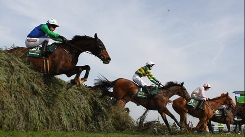 The Aintree spectacular has attracted 84 entries