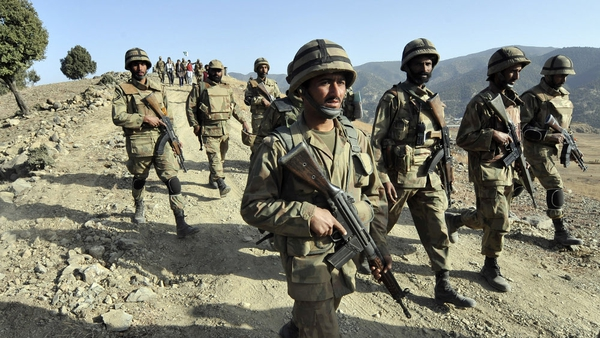 There was anger in November when a US drone strike killed 24 Pakistan soldiers