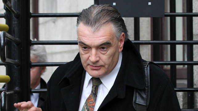 Ian Bailey is claiming damages for wrongful arrest