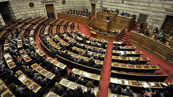 Greek parliament set to push through latest austerity measures