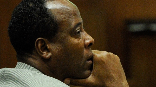 Dr Conrad Murray faces up to four years in prison