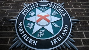 PSNI officers discovered the guns in car in Co Down