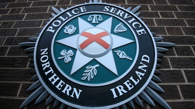 The arrest was made by PSNI officers assisted by detectives in England