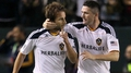 Keane hits form as Galaxy progress