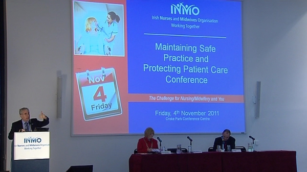 INMO has warned over patient safety