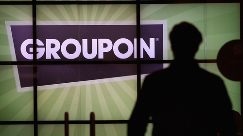 Shares in Groupon rise after CEO Andrew Mason is fired