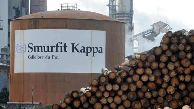 Smurfit Kappa's final dividend for 2012 up 37% on 2011