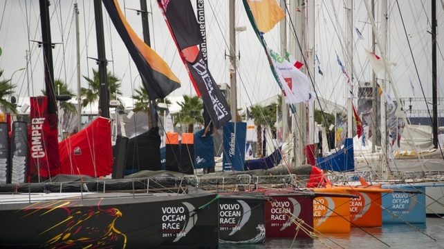 Galway will be the final port in the race