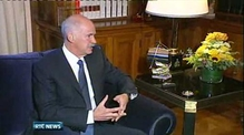 One News: George Papandreou calls for political consensus