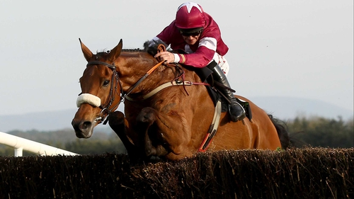Quito De La Roque missed the Bobbyjo Chase but should be back in work later this week