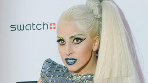 Lady Gaga is set to star in Men In Black III