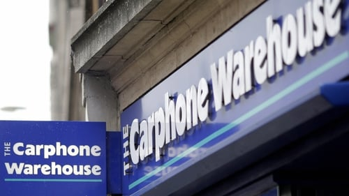 Carphone Warehouse will establish an outlet in each of Harvey Norman's 12 branches