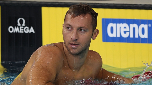 Ian Thorpe won five Olympic gold medals