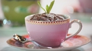 Mini Chocolate Pots - A sensational way to end a dinner party, and Catherine will show you exactly how it's done...