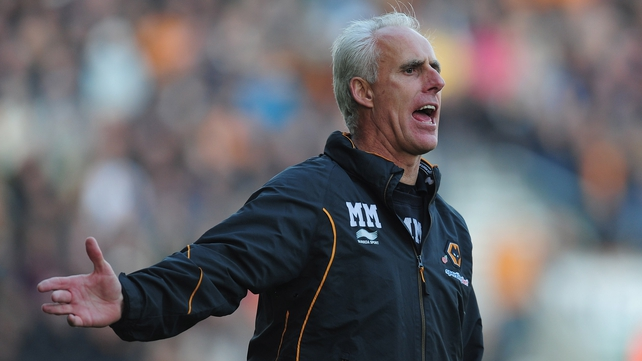 Mick McCarthy is the second Irishman to manage at Portman Road in recent years after Roy Keane was in charge from 2009 to 2011