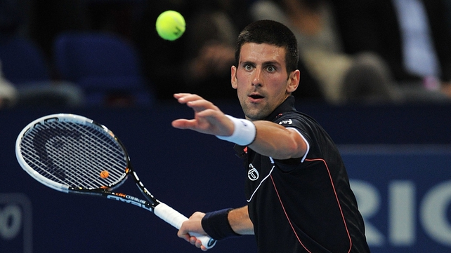 Novak Djokovic - Dominant in 2011, but he struggled towards the end of the year