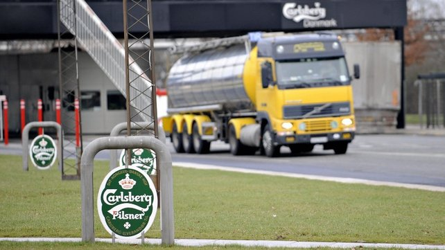 Carlsberg sales up 3% despite sluggish market in Europe