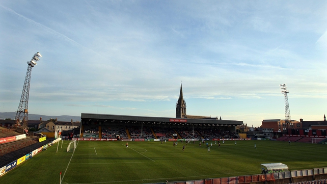 Bohs welcome St Patrick's Athletic to Dalymount