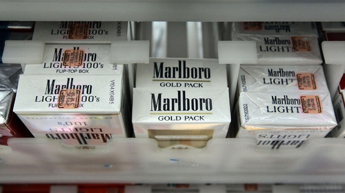 The price of cigarettes will increase to €10