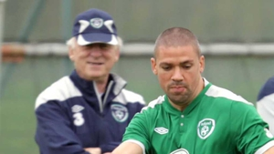 14. Jonathan Walters (Stoke City): Age 28, Caps 7. An alternative striking option for Trapattoni, the Stoke frontman leads the line well and links up play