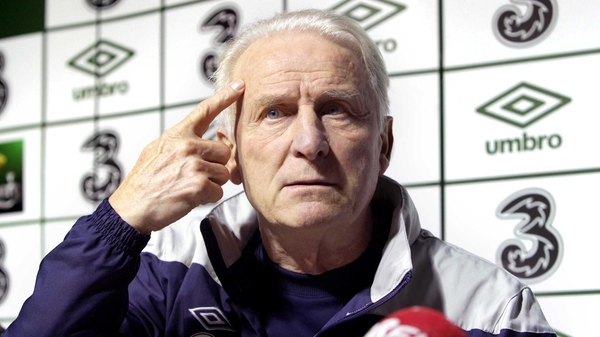 Giovanni Trapattoni is still thinking about Wes Hoolahan