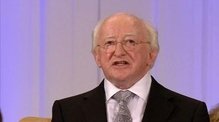 RTÉ.ie Extra Video: President Michael D Higgins' inauguration speech