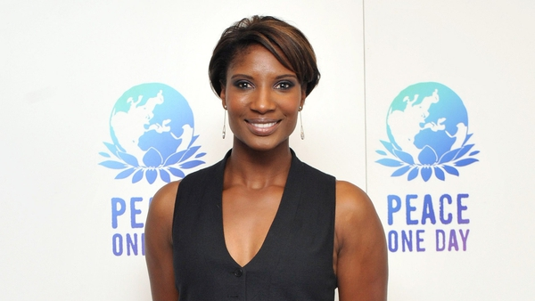 Denise Lewis - 'This is all about athletics and the legacy we needed for our sport.'