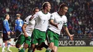 Robbie Keane will be hoping to lead Ireland to the Euro 2012 finals. Watch it in HD online and on mobile.