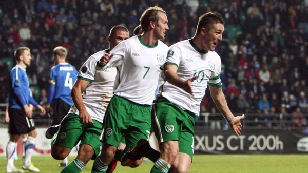 Robbie Keane will be looking to add to his record international goals tally at EURO 2012