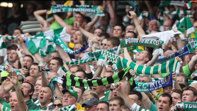 Celtic fans will not be subject to a banner ban