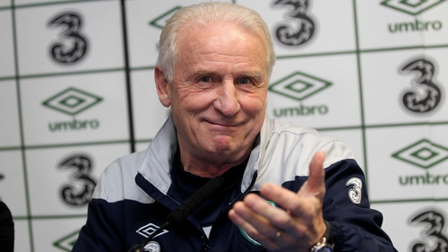 Giovanni Trapattoni is set to lead Ireland to Euro 2012