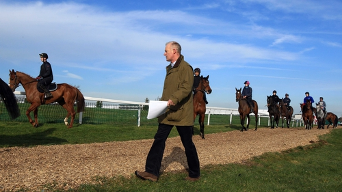 Willie Mullins saddles five runners in the Galway Hurdle