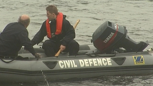 Garda teams are continuing to investigate the areas where the bodies were found