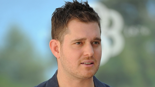 Bublé - Will unveil the Brown Thomas Christmas windows and to switch on the Grafton Street Christmas lights