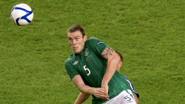 Richard Dunne has not started a competitive game for Ireland since the Euro 2012 finals